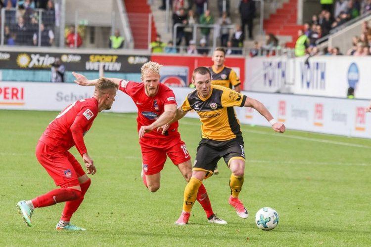 Haris Duljević izabran za najboljeg igrača polusezone Dynamo Dresdena