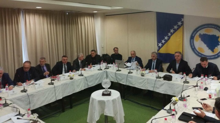Izbor selektora nogometne reprezentacije BiH 21. decembra