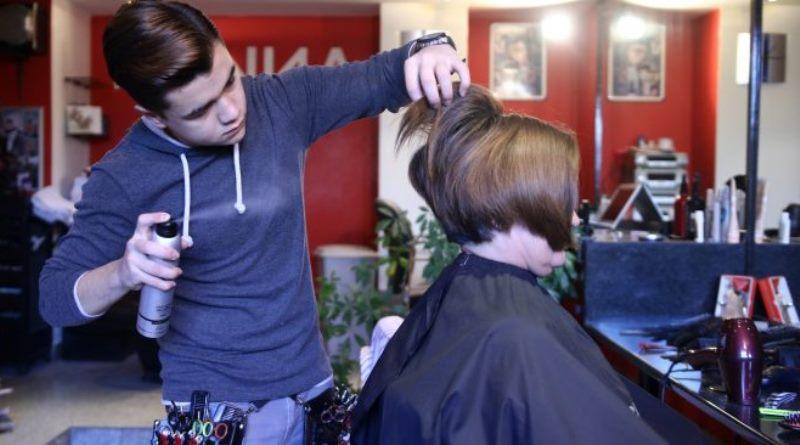 Haris Alagić, šesnaestogodišnjak deseti najbolji frizer u svijetu: Sve što znam naučio sam od oca