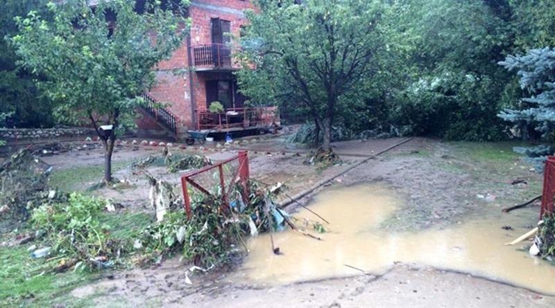 U Gračanici poplavljeno 50 ha poljoprivrednog zemljišta