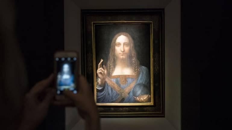 Saudijski princ kupio sliku za 450 miliona dolara