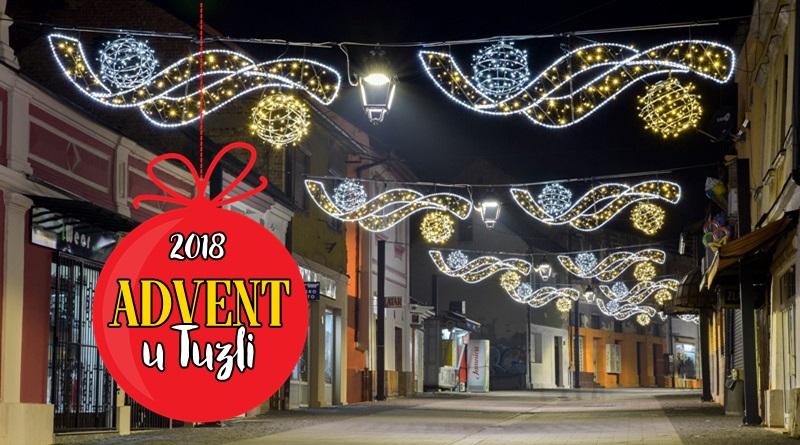 Prvi Advent u Tuzli od 21. do 30. decembra