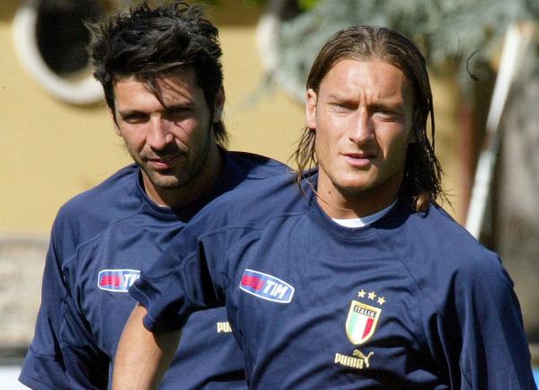 Totti: Buffonu bih poklonio vremeplov, možda bi poveo i mene