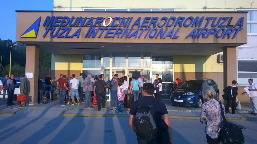 Tuzlanski aerodrom 2017. imao više od pola miliona putnika, u planu nove linije