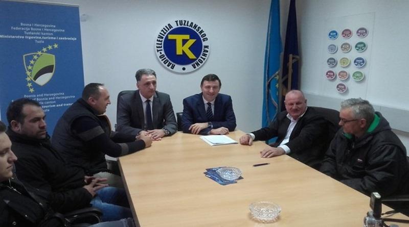 Počela podjela dopunskih taksi oznaka u TK za 2018.
