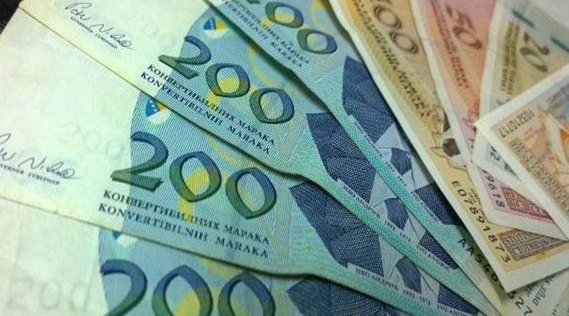 Novembarska neto plata u FBiH iznosila manje od 870 KM
