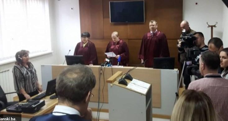 Lijanović osuđen na devet godina zatvora