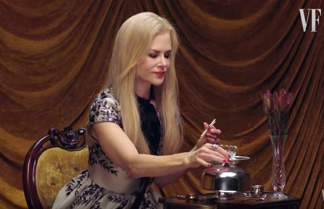 Nicole Kidman pred kamerama jela žive crve, cvrčke i skakavce (VIDEO)