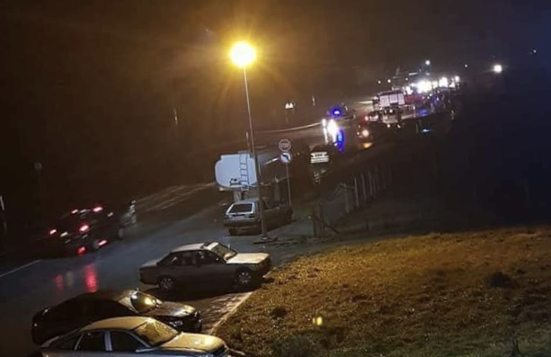 Teška nesreća u Vukovijama Gornjim: Tri osobe smrtno stradale