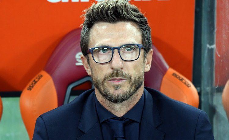Di Francesco: Džeko živi za golove, drago mi je zbog Defrela