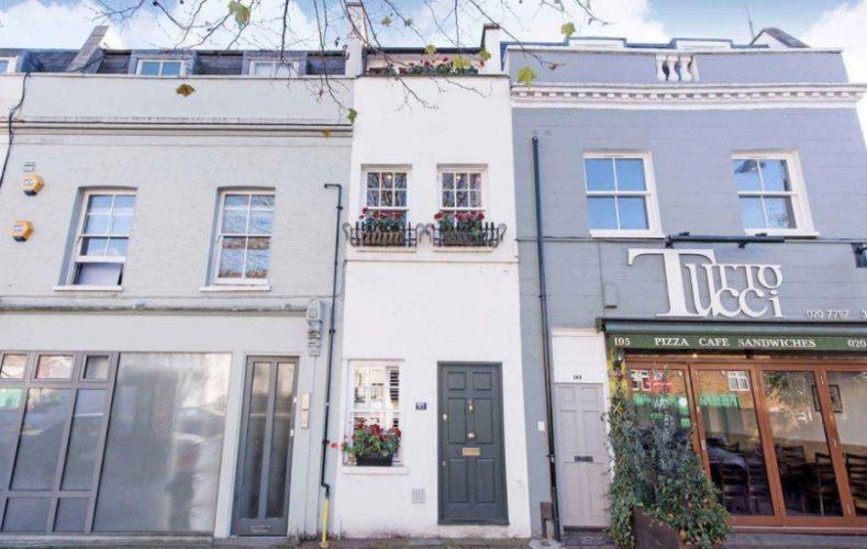 Kuća široka samo 2,3 metra prodaje se za više od milion eura