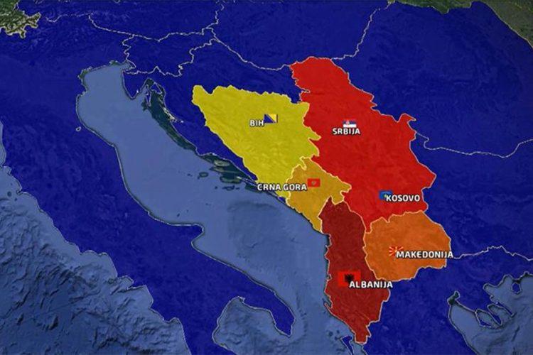 Financial Times: Zbog Rusije, EU prima šest država zapadnog Balkana
