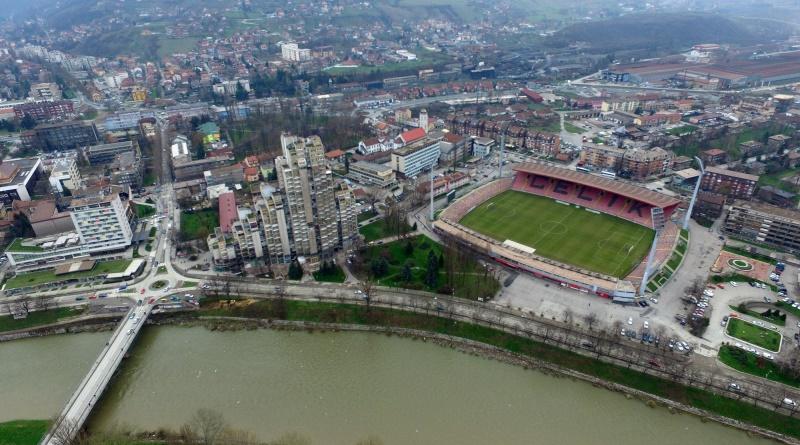 Stadion Bilino polje se proširuje za još 5.000 mjesta