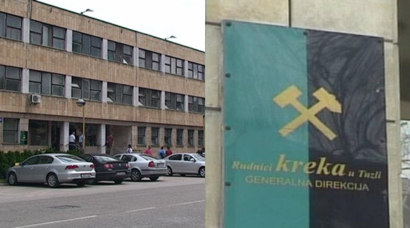 Privremeno obustavljen štajk u Kreki