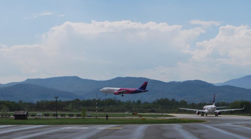 Aerodrom Tuzla:Prevoz putnika u porastu