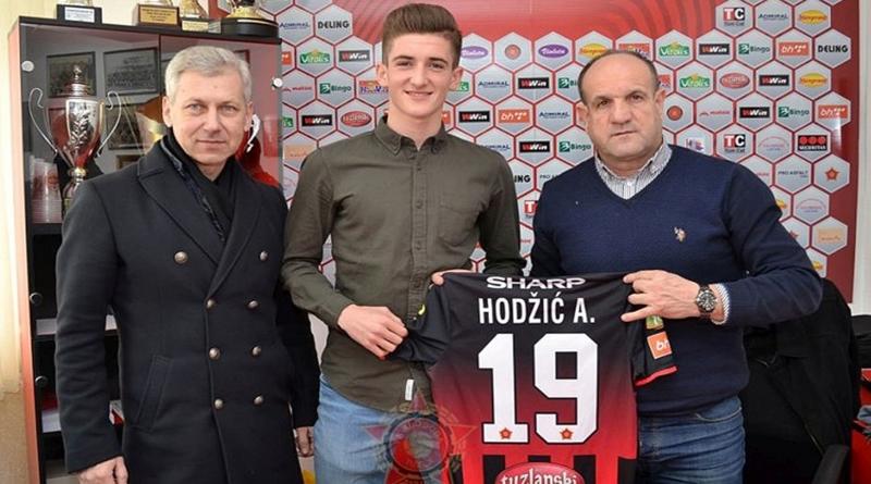 Junior Hodžić potpisao sa Slobodom dvogodišnji ugovor