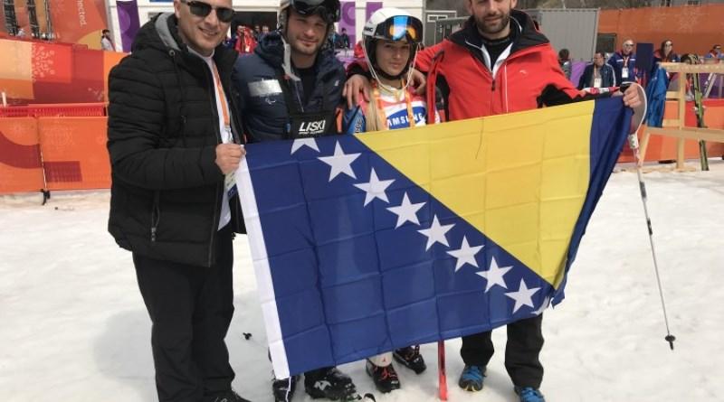 Završene Zimske paraolimpijske igre, Kazazić donosi još jedan zapažen rezultat