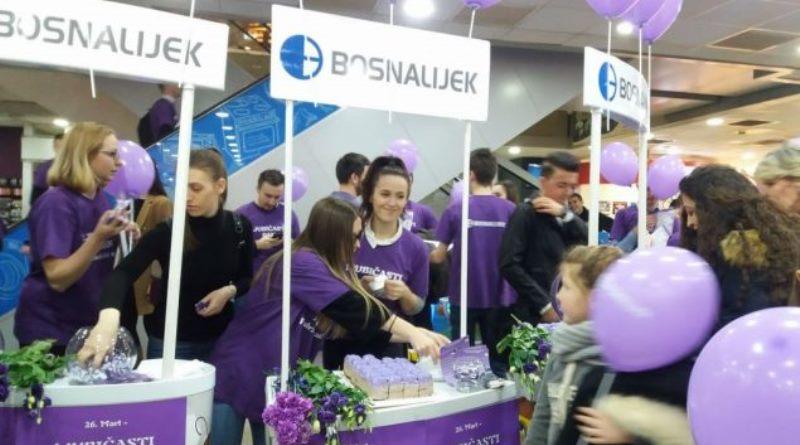 U Tuzli obilježen 'Ljubičasti dan' – Podrška oboljelima od epilepsije