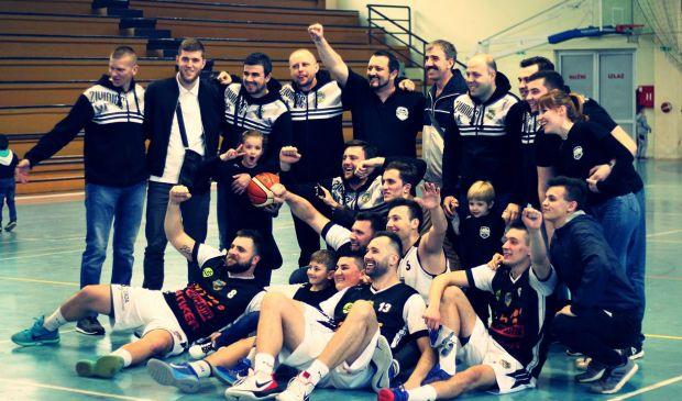Košarka: Nakon trijumfa u šampionatu-slijedi borba za A-1 ligu