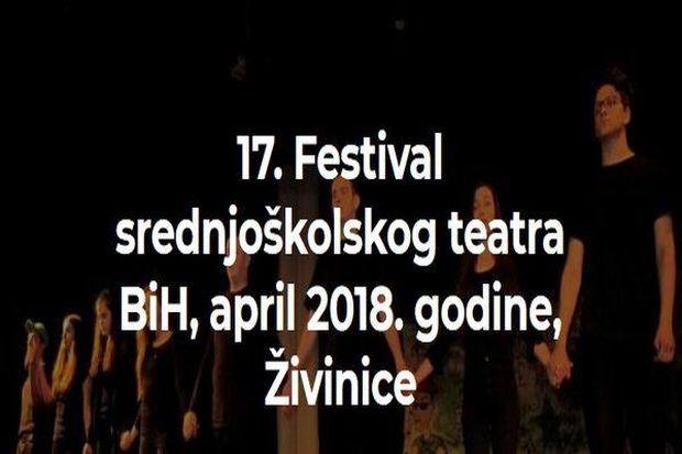 BKC: U ponedjeljak počinje Festival srednjoškolskog teatra BiH