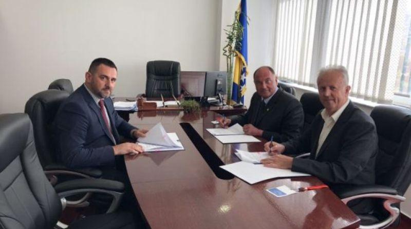 Stanovi za raseljene u Živinicama, potpisan ugovor za izgradnju tri zgrade