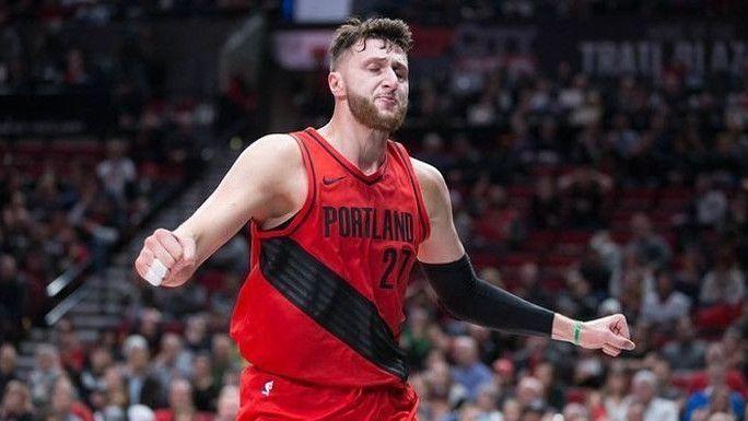 Portland poražen u prvom meču play offa, Nukić upisao ¨double-double¨