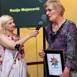 Razija Mujanović team manager ženskih košarkaških reprezentacija BiH