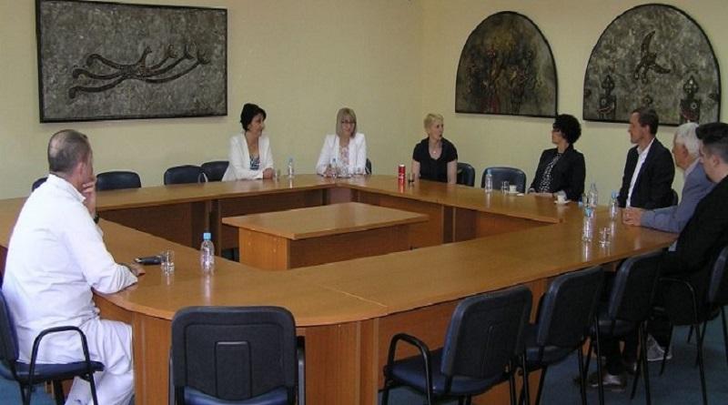 U posjeti UKC Tuzla predstavnici bolnice iz njemačkog Darmstadta