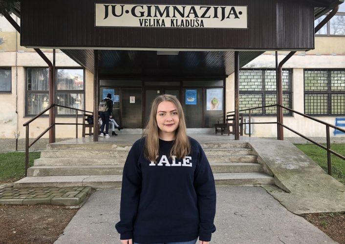 Hana Galijašević iz Velike Kladuše primljena na Harvard, Yale i Princeton
