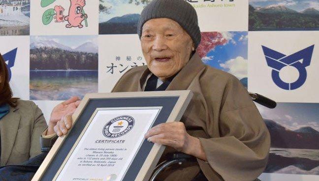Najstariji muškarac na svijetu ima 112 godina