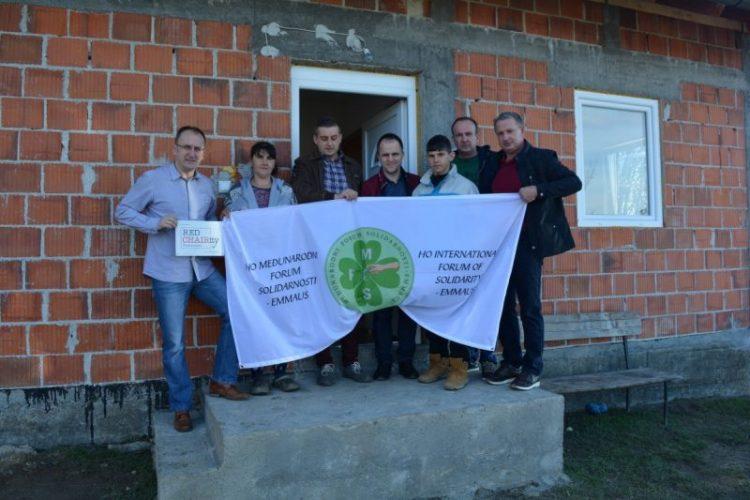 Porodica Hasanamidžić dobila novi dom