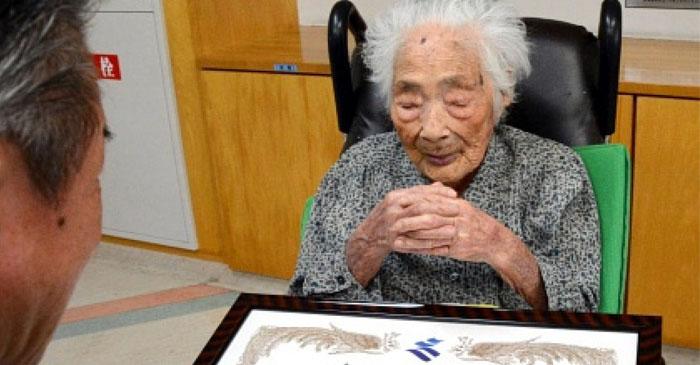 Preminula najstarija osoba na svijetu