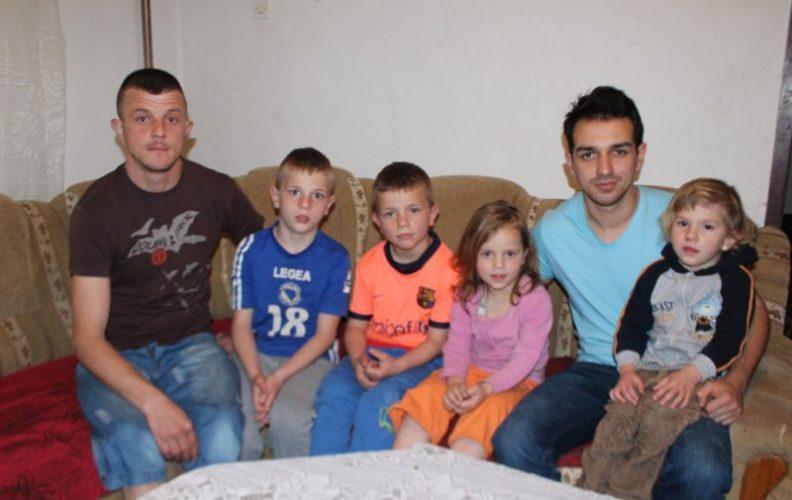 Samohrani otac s četvero male djece bori se za krov nad glavom