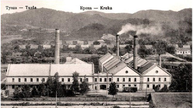 """Industrijsko naslijeđe – Proizvodnja soli u Tuzli"""" proglašeno nacionalnim spomenikom BiH"""