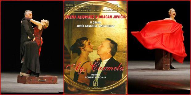 """BKC Živinice: Kultna bh. predstava """"Ay Carmela"""""""