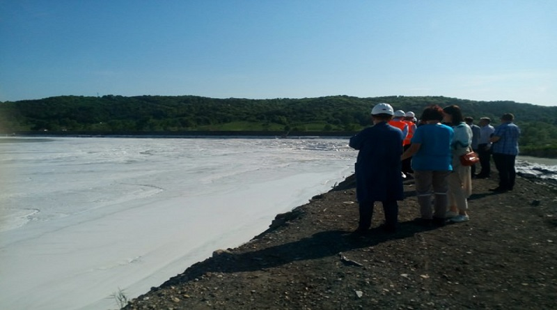 Kontaminirano zemljište pored Spreče će biti uklonjeno