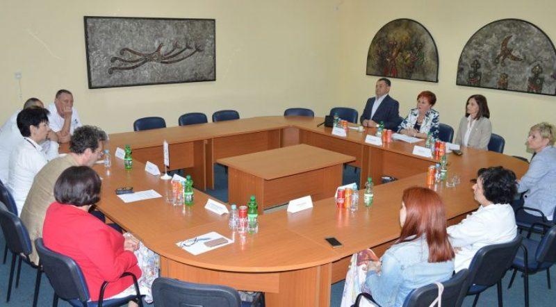 U UKC Tuzla boravili predstavnici Centra za transplantacijsku medicinu