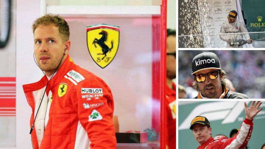 Koliko zarađuju vozači Formule 1?