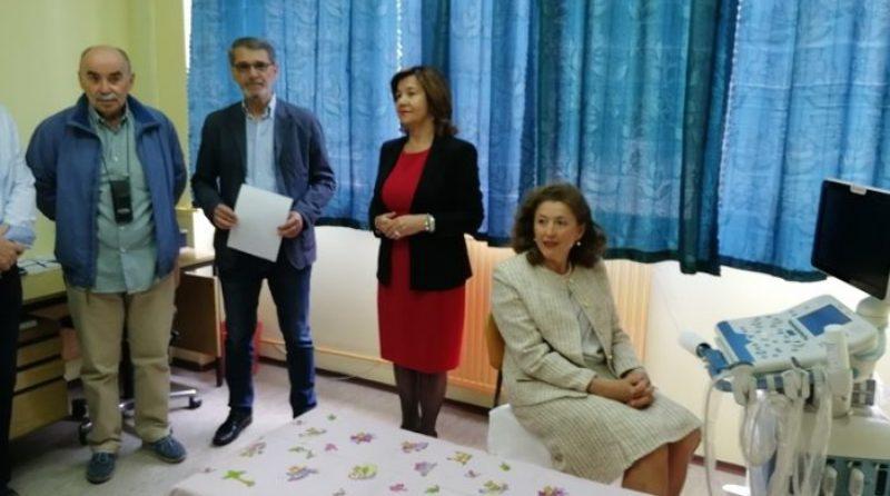 Donacija za JZNU Dom zdravlja Tuzla: Novi ultrazvuk i dva defibrilatora