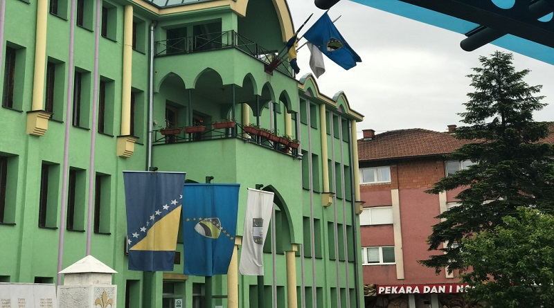 Kalesija: Počinje sanacija klizišta u Lipovicama, Općina izdvojila oko 239 hiljade maraka