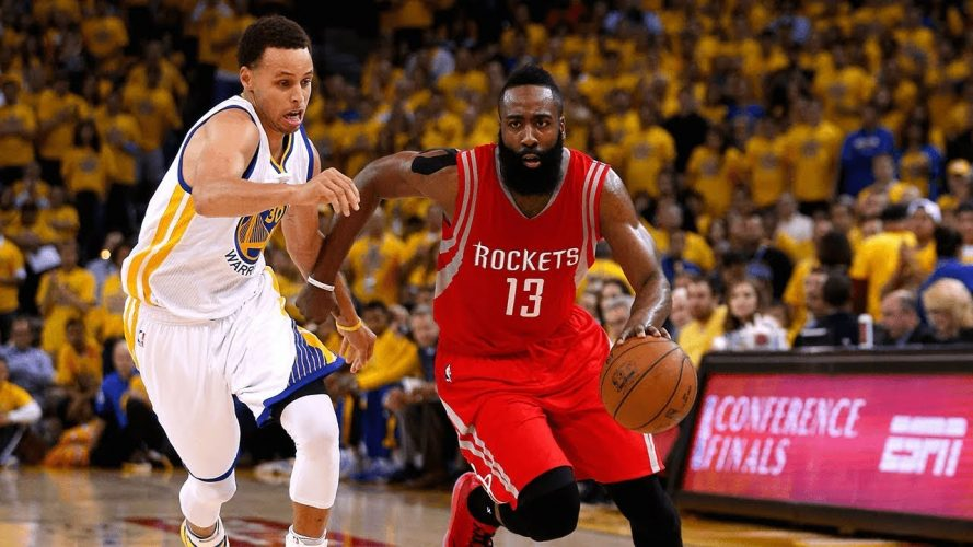 NBA: Rocketsi izjednačili protiv Golden Statea