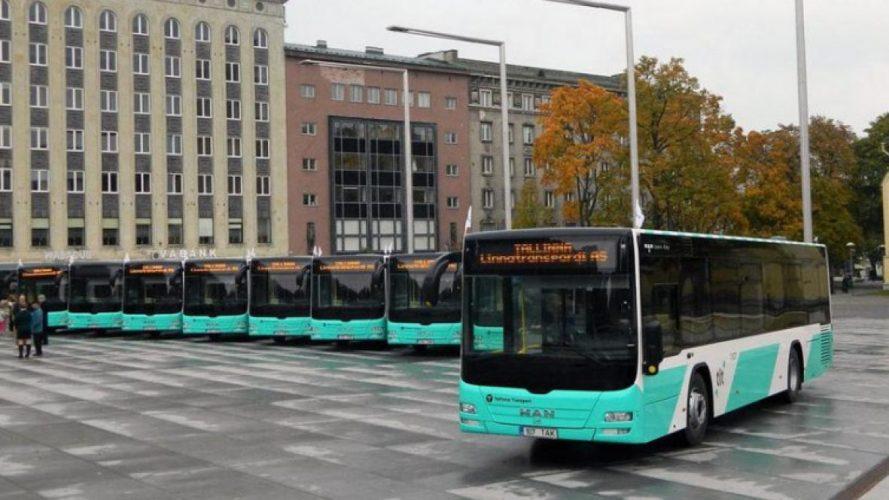Estonija bi mogla postati prva zemlja u kojoj će javni prijevoz biti besplatan