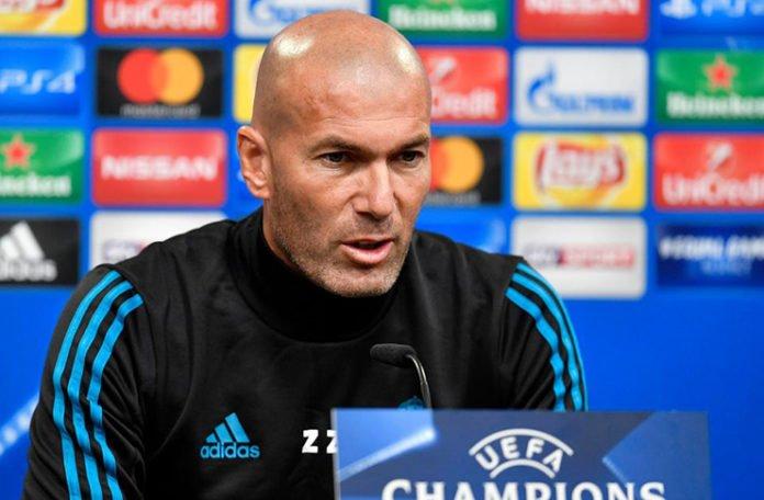 Zinedine Zidane napušta klupu Real Madrida