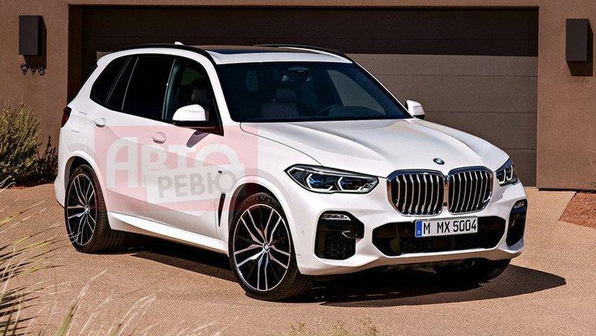 """""""Procurile"""" zvanične fotografije BMW-a X5"""
