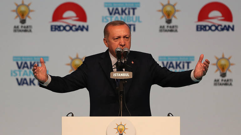 Erdogan proglasio pobjedu na izborima u Turskoj