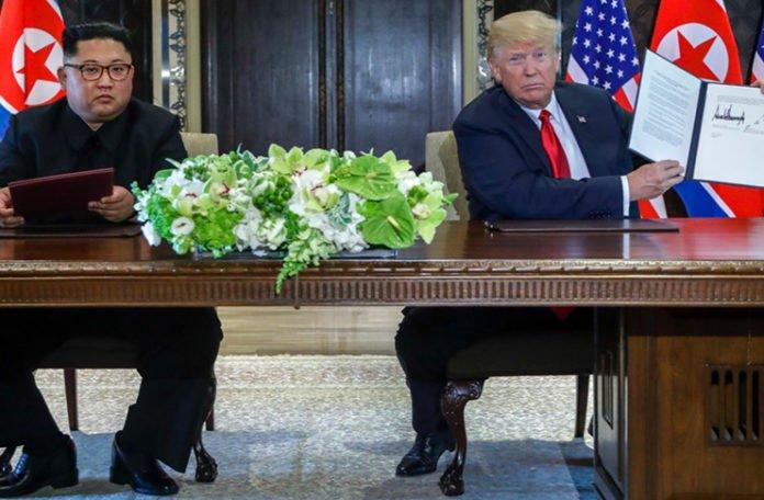 Trump: Nema više nuklearne prijetnje iz Sjeverne Koreje
