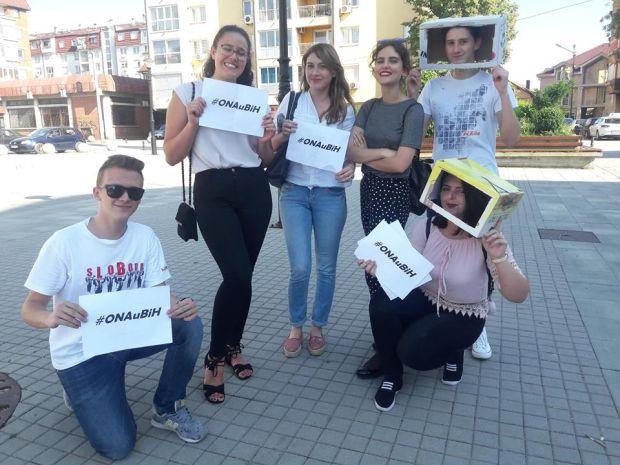 Mladi skrenuli pažnju na aktivizam