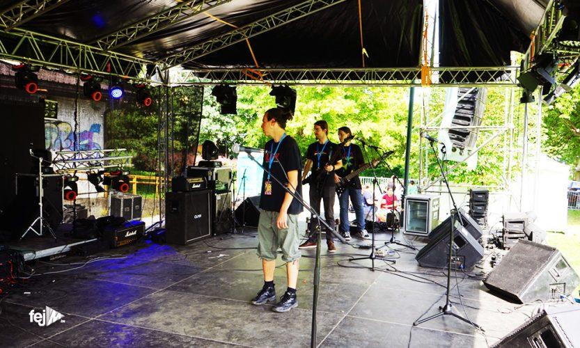 Kaleidoskop – Sve spremno za koncertni dio festivala
