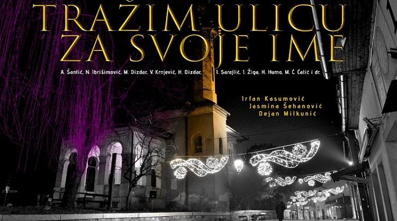 'Tražim ulicu za svoje ime' na kulturnoj manifestaciji 'Ljeto u Tuzli'
