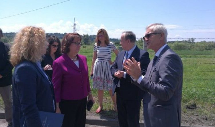 Cormack posjetila TE Tuzla i lokaciju budućeg Bloka 7